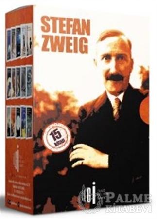 Resim Stefan Zweig Set (15 Kitap) Kutulu