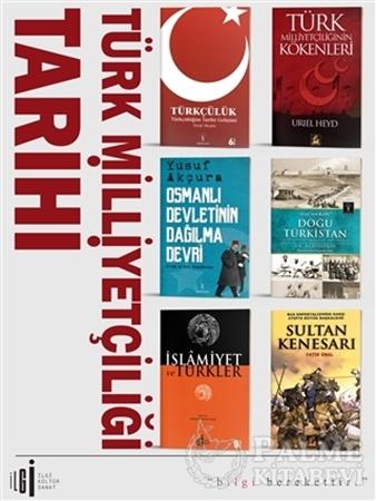 Resim Türk Milliyetçiliği Tarihi (6 Kitap Set)