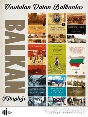 Resim Balkan Kitaplığı Set (9 Kitap Takım)