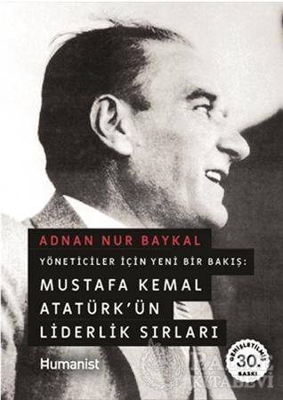 Resim Mustafa Kemal Atatürk'ün Liderlik Sırları