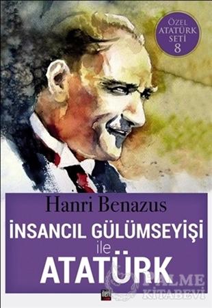 Resim İnsancıl Gülümseyişi ile Atatürk