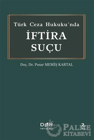Resim Türk Ceza Hukuku'nda İftira Suçu
