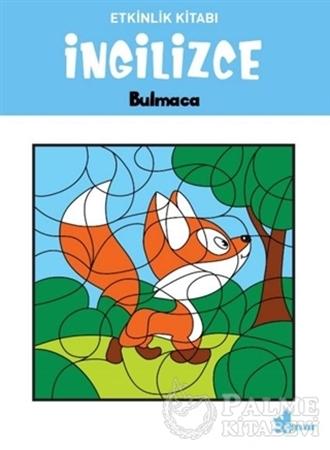 Resim İngilizce Bulmaca - Etkinlik Kitabı