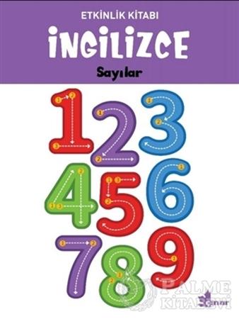 Resim İngilizce Sayılar - Etkinlik Kitabı