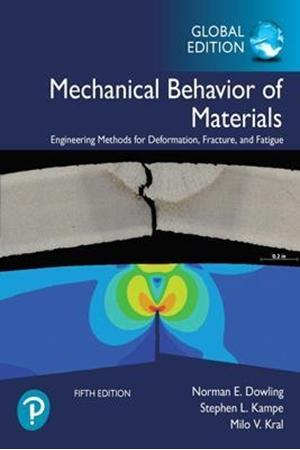 Resim Mechanical Behavior of Materials 5e