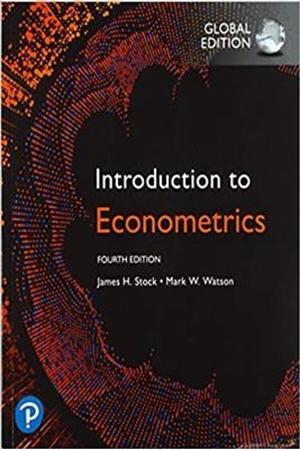 Resim Introduction to Econometrics 4e