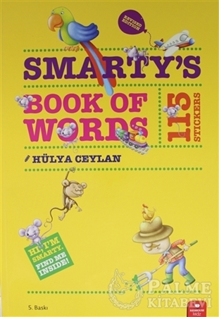 Resim Smarty's Book of Words (Smarty'nin Sözcükler Kitabı)