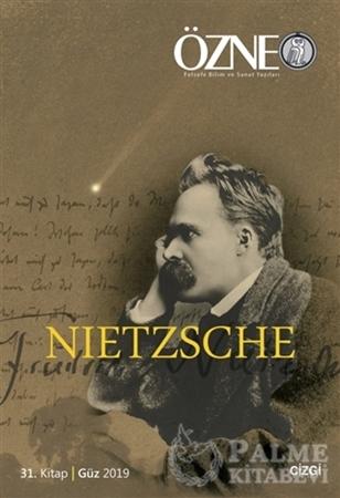 Resim Özne 31. Kitap - Nietzsche