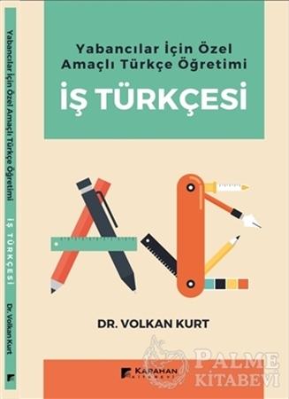 Resim Yabancılar İçin Özel Amaçlı Türkçe Öğretimi İş Türkçesi
