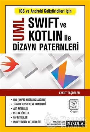 Resim UML Swift ve Kotlin İle Dizayn Paternleri