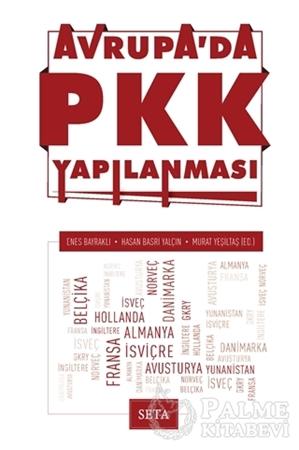 Resim Avrupa'da PKK Yapılanması