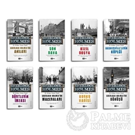 Resim Sherlock Holmes Seti (8 Kitap Takım)