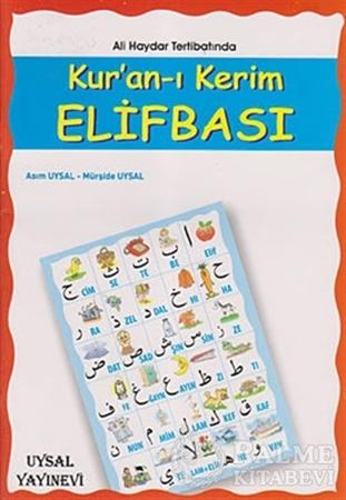 Resim Kur'an-ı Kerim Elifbası