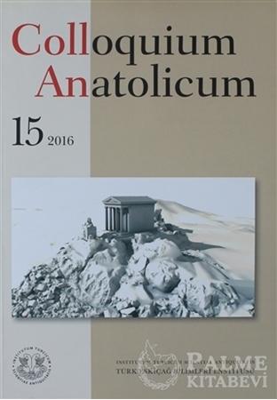 Resim Colloquium Anatolicum