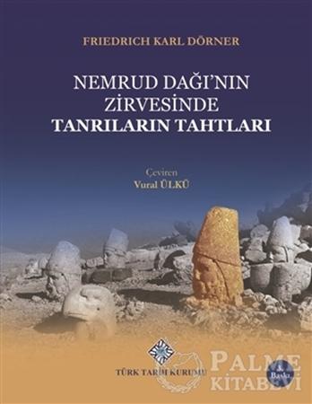 Resim Nemrud Dağı'nın Zirvesinde Tanrıların Tahtları