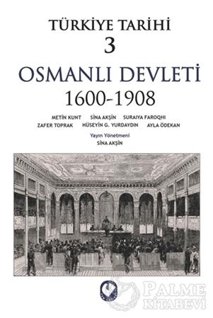 Resim Türkiye Tarihi 3 Osmanlı Devleti 1600-1908