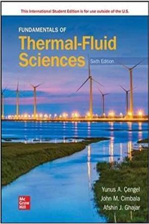 Resim Fundamentals of Thermal-Fluid Sciences 6e