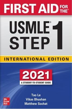 Resim First Aid For The USMLE Step 1 2021