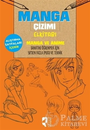 Resim Manga Çizimi Elkitabı