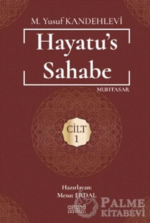 Resim Hayatu's Sahabe 1-2 Cilt Set