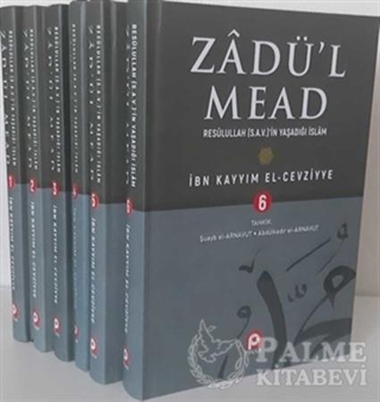 Resim Zadü'l Mead (6 Kitap Takım)