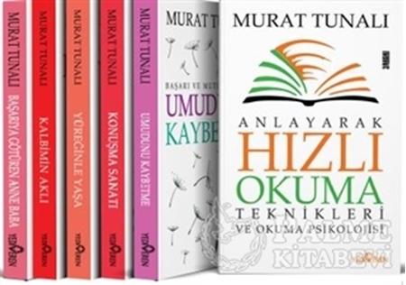 Resim Murat Tunalı Seti (6 Kitap Takım)