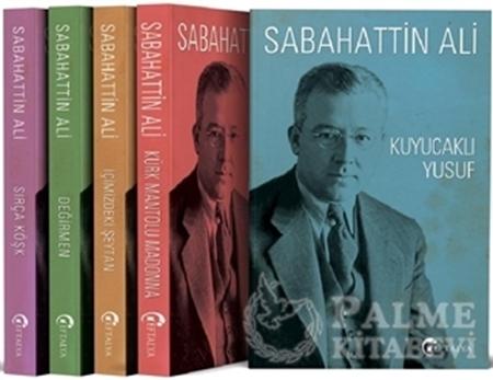 Resim Sabahattin Ali Seti (5 Kitap Takım)