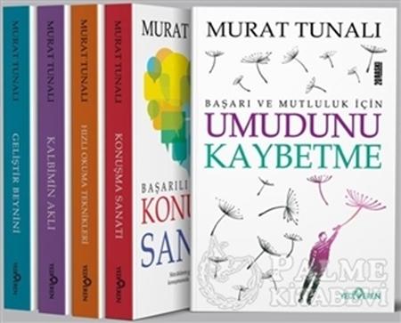Resim Murat Tunalı Seti (5 Kitap Takım)