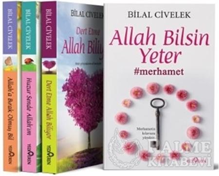 Resim Bilal Civelek Seti (4 Kitap Takım)