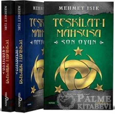 Resim Mehmet Işık Seti (3 Kitap Takım)