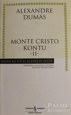 Resim Monte Cristo Kontu Cilt: 2