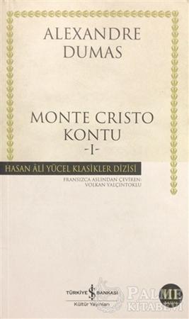 Resim Monte Cristo Kontu Cilt: 1