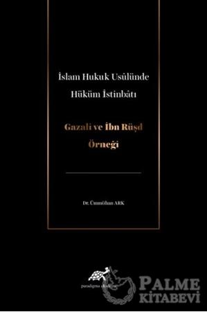 Resim İslam Hukuk Usulünde Hüküm İstinbatı