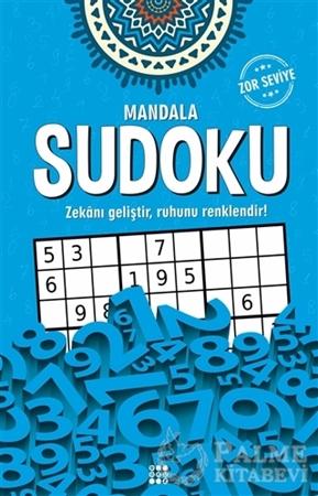 Resim Mandala Sudoku - Zor Seviye