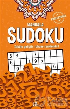 Resim Mandala Sudoku - Profesyonel