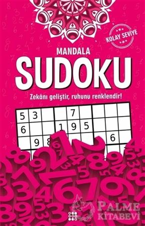 Resim Mandala Sudoku - Kolay Seviye