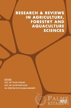 Resim Research and Reviews in Agriculture, Forestry and Aquaculture Sciences