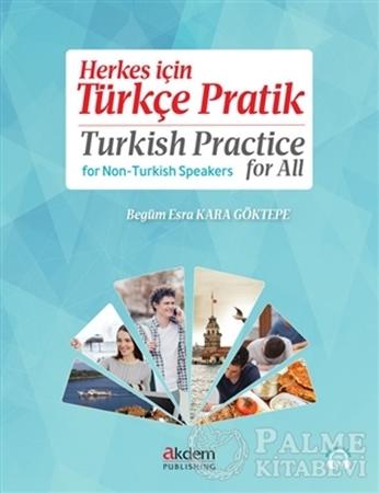 Resim Herkes için Türkçe Pratik - Turkish Practice for All