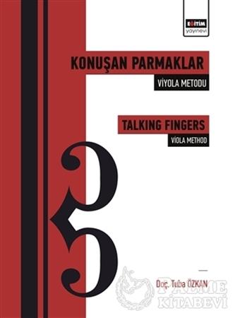 Resim Konuşan Parmaklar: Viyola Metodu - Talking Fingers: Viola Method
