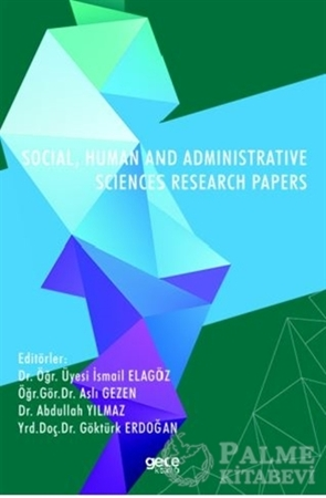 Resim Social, Human and Administrative Sciences Research Papers