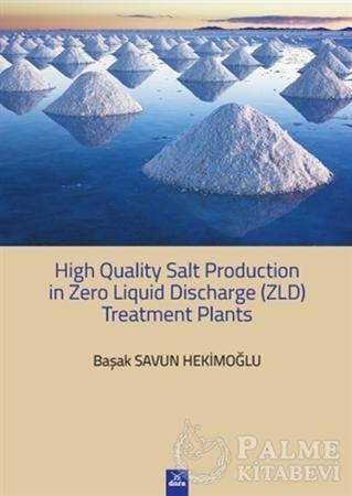 Resim High Quality Salt Production in Zero Liquid Discharge (ZLD) Treatment Planst