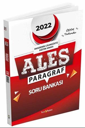 Resim 2022 ALES Paragraf Soru Bankası