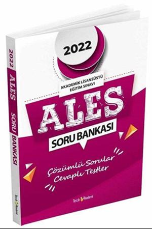 Resim 2022 ALES Tamamı Çözümlü Soru Bankası