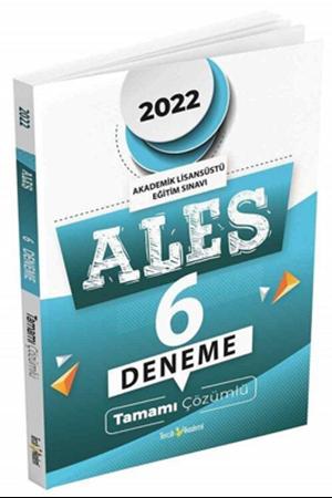 Resim 2022 ALES 6 Deneme Çözümlü