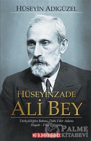 Resim Hüseyinzade Ali Bey
