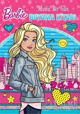 Resim Barbie Mutlu Bir Gün Boyama Kitabı