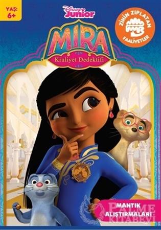Resim Disney Junior Mira - Kraliyet Dedektifi - Zihin Zıplatan Faaliyetler