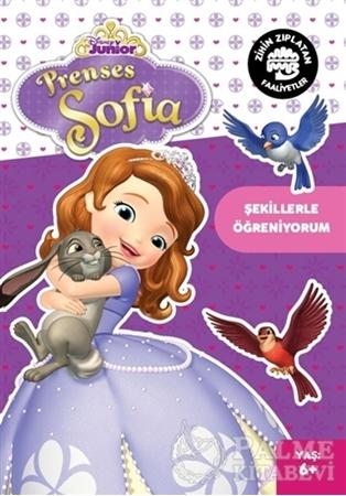 Resim Disney Junior Prenses Sofia - Zihin Zıplatan Faaliyetler