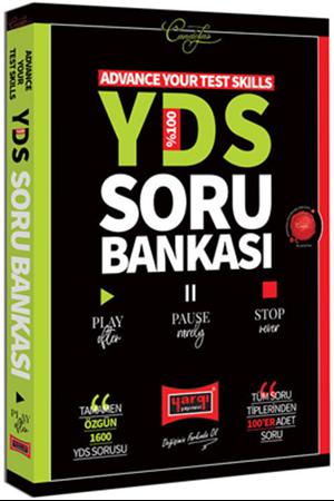 Resim Advance Your Test Skills YDS Soru Bankası