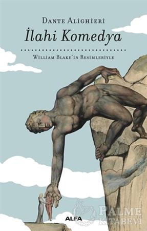 Resim İlahi Komedya - William Blake'in Resimleriyle (Bez Cilt)